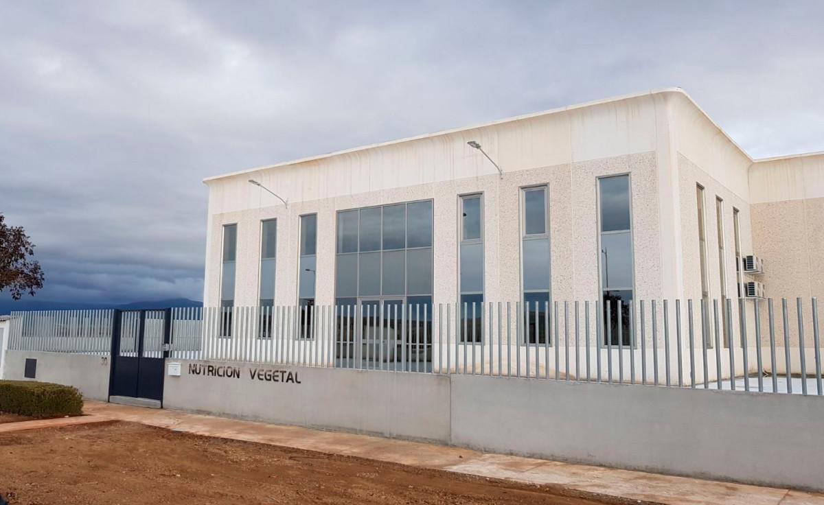 MAFA Vegetal Ecobiology inaugura en Febrero 2018 nuevas instalaciones en Granada