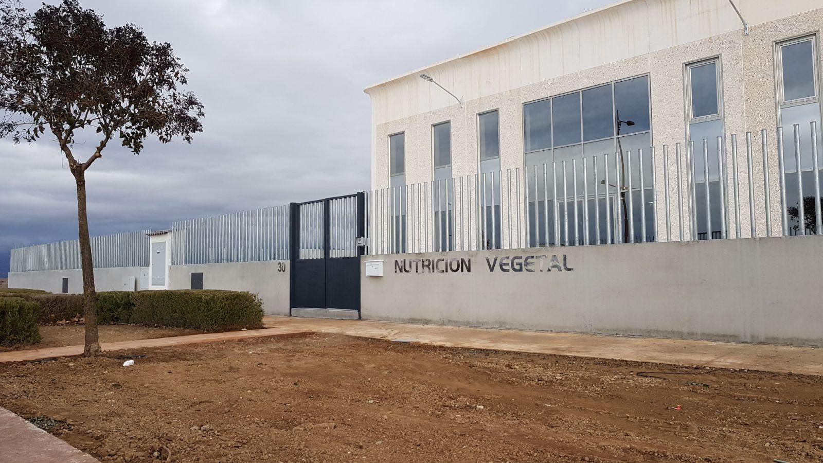 MAFA Vegetal Ecobiology nuevas instalaciones en Escuzar, Granada